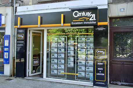 Agence immobilière CENTURY 21 Exceldom Immobilier, 93600 AULNAY SOUS BOIS